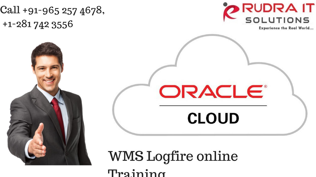 Oracle Cloud WMS Logfire online Training