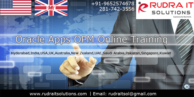 Oracle Process Manufacturing OPM