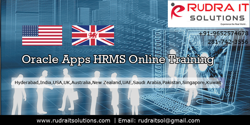Oracle Apps HRMS Online Training | Oracle Apps HRMS Online